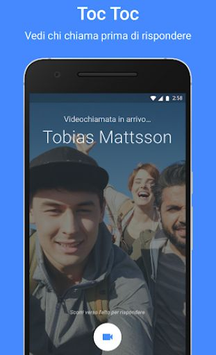 Google Duo: videochiamate di alta qualità 3