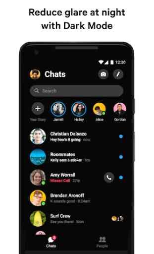 Messenger 3