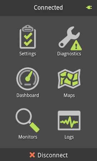 OBDLink (OBD car diagnostics) 1