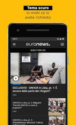 Euronews - Notizie internazionali e ultime notizie 2