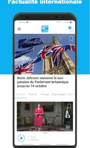 FRANCE 24 - L'actualité internationale en direct 1