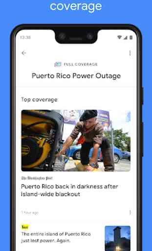 Google News: Notizie locali e dal mondo 3