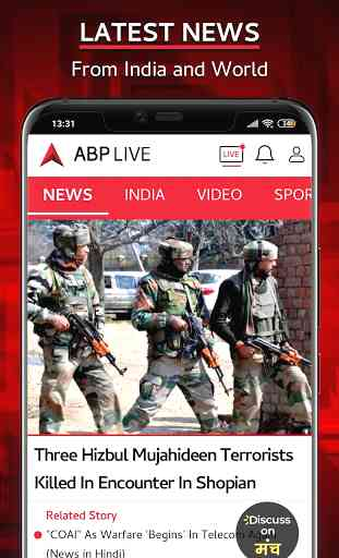 News App, latest & breaking India news - ABP Live 1