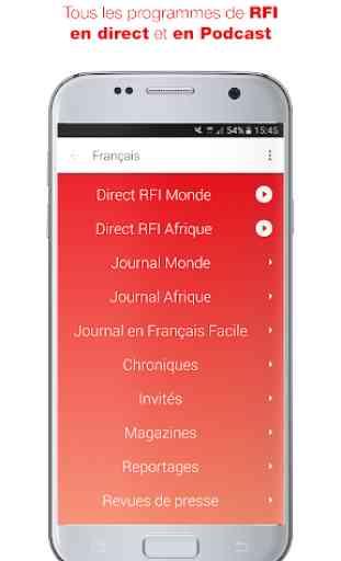 RFI Pure radio - Actualité en direct et podcasts 2