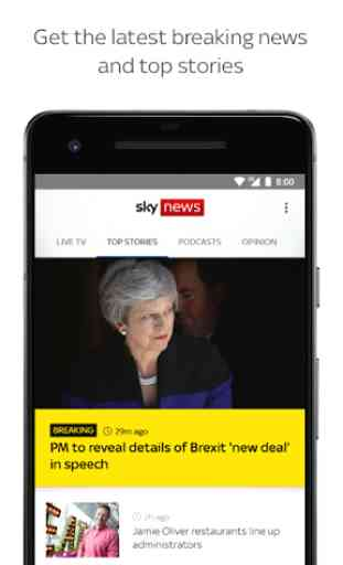 Sky News: Breaking, UK, & World 1