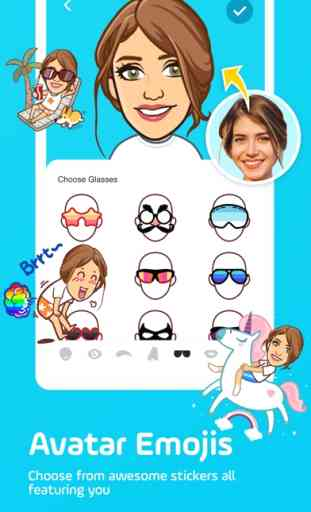 Facemoji Emoji Keyboard (Android/iOS) image 4