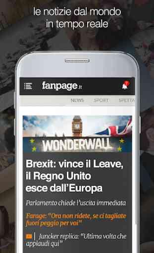 Fanpage News - Le tue notizie 1