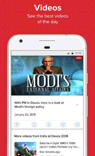 Latest English News & Free Live TV by India Today 4