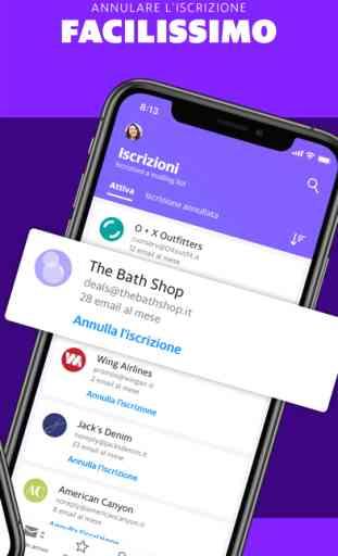 Tutto in ordine con Yahoo Mail 2