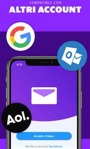 Tutto in ordine con Yahoo Mail 4