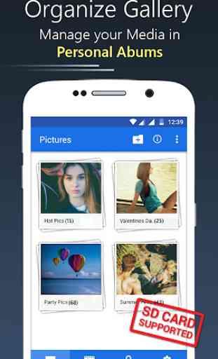 Photo Lock App - Hide Pictures & Videos 2