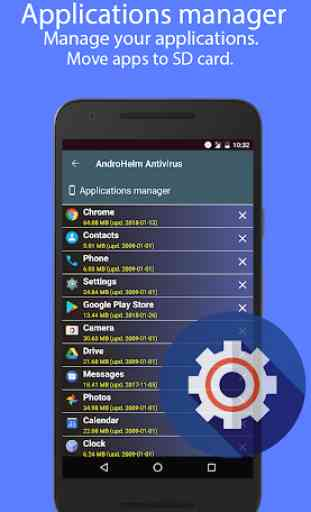 AntiVirus for Android Security 2020-Virus Cleaner 4