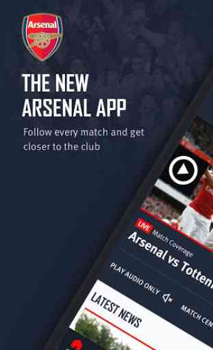 Arsenal Official App 1