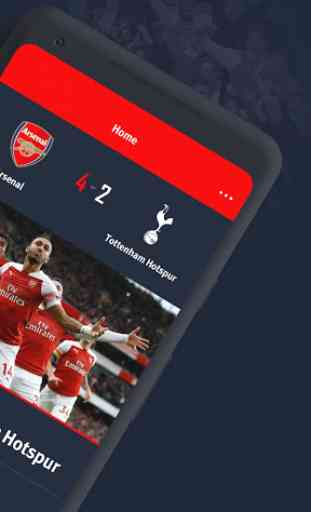 Arsenal Official App 2
