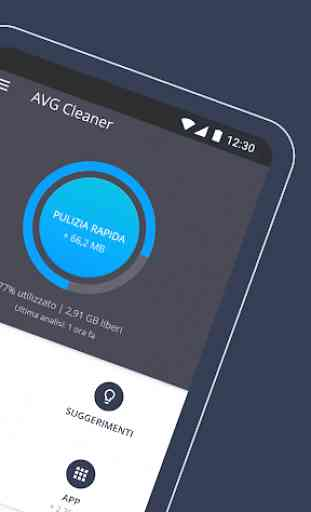 AVG Cleaner – Pulizia telefono Gratis 2
