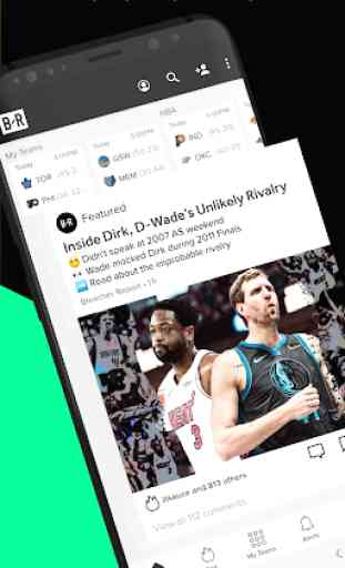 Bleacher Report: sports news, scores, & highlights 1