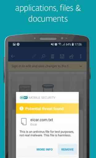 ESET Mobile Security & Antivirus 2