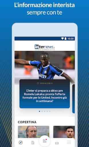FCInterNews: l'app per le news sui nerazzurri! 1