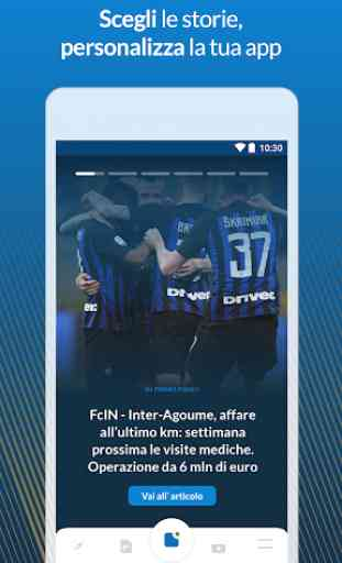 FCInterNews: l'app per le news sui nerazzurri! 2