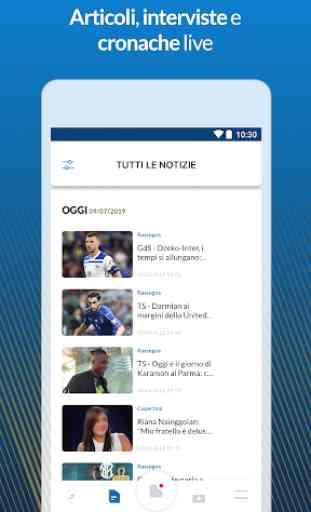 FCInterNews: l'app per le news sui nerazzurri! 3