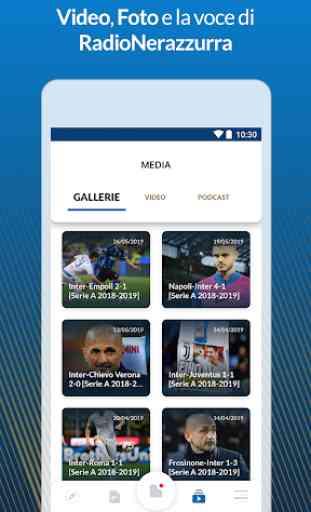 FCInterNews: l'app per le news sui nerazzurri! 4