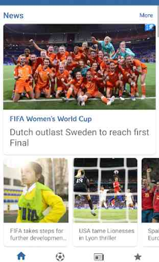 FIFA - Tournaments, Football News & Live Scores 1