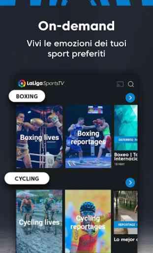 LaLigaSportstv - La TV ufficiale del calcio in HD 4