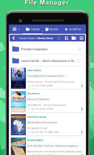 Librera - legge tutti i libri, PDF Reader 2