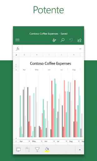 Microsoft Excel: lavora con i fogli di calcolo 1