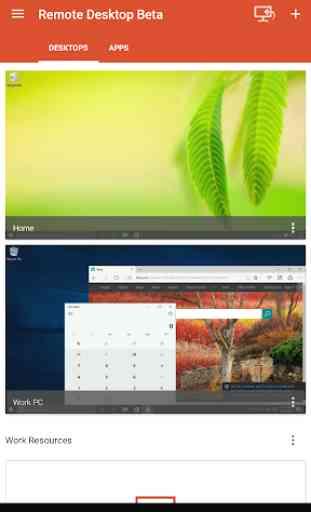 Microsoft Remote Desktop Beta 1