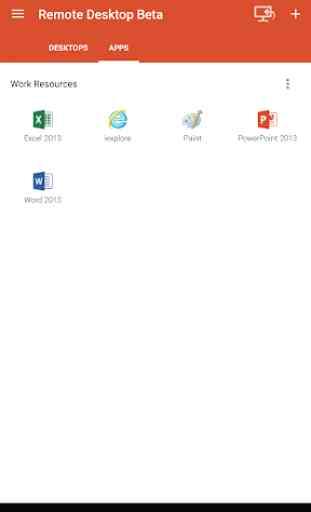 Microsoft Remote Desktop Beta 4
