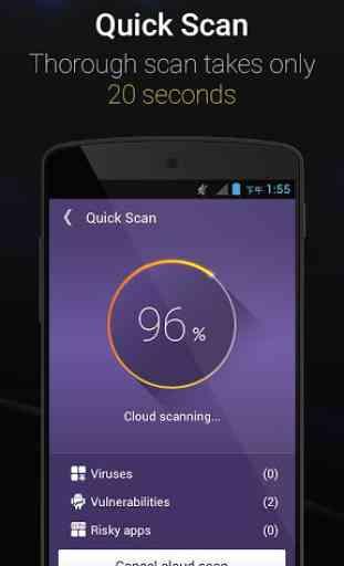 NQ Mobile Security & Antivirus Free 2