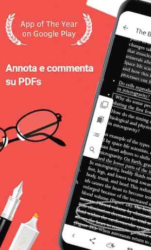 PDF Reader - Scansioni e annotare i PDF 1