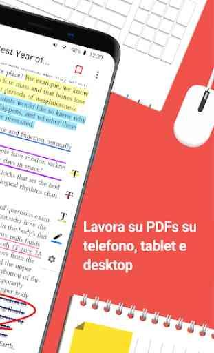 PDF Reader - Scansioni e annotare i PDF 2
