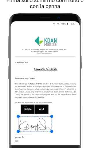 PDF Reader - Scansioni e annotare i PDF 4