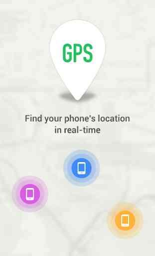 Rintracciare GPS Cellulare 1