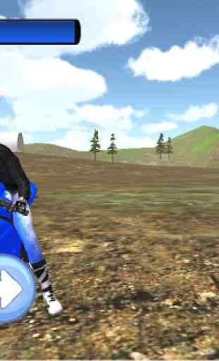 Stunt Motorbike Race 3D 2