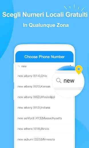 Telos: Secondo Numero, Chiamate & SMS Illimitati 2