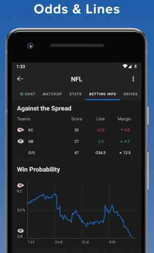 theScore: Live Sports Scores, News, Stats & Videos 4