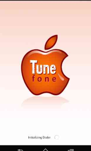 Tunefone Mobile Dialer itel 1