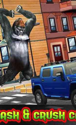 Ultimate Gorilla Rampage 3D 1