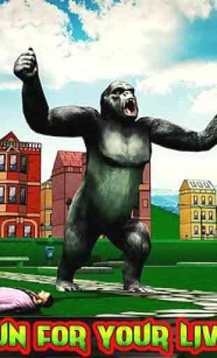 Ultimate Gorilla Rampage 3D 2