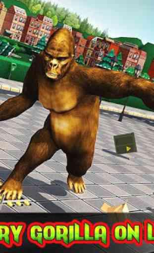 Ultimate Gorilla Rampage 3D 4