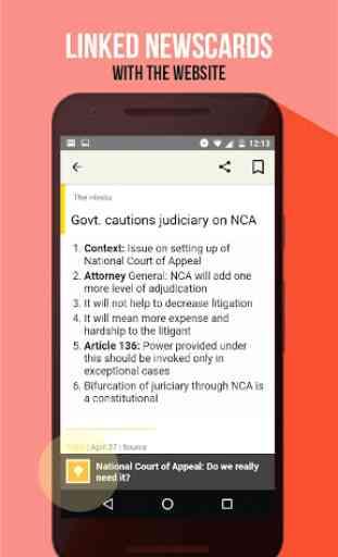 IAS UPSC Civil Services by Civilsdaily 4