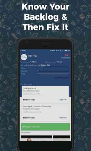 NEET 2020 exam preparation app mcq papers offline 4