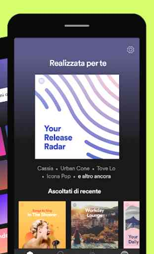 Spotify: musica e podcast 2