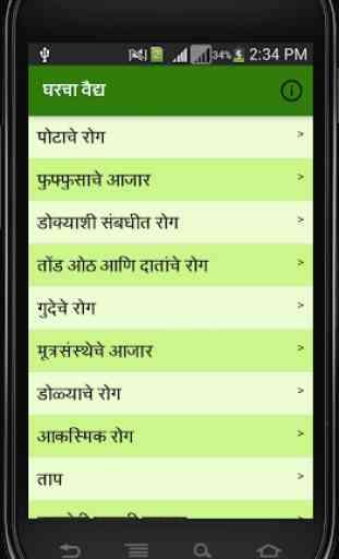 Ayurvedic Upchar in Marathi 2