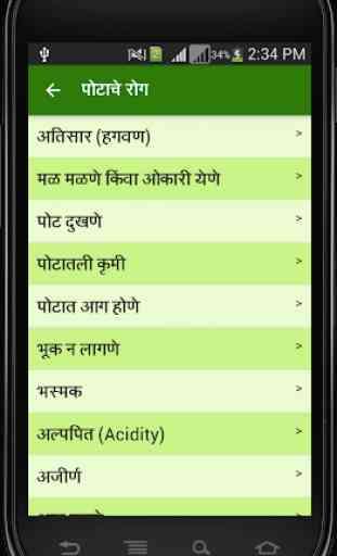 Ayurvedic Upchar in Marathi 3