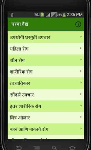 Ayurvedic Upchar in Marathi 4