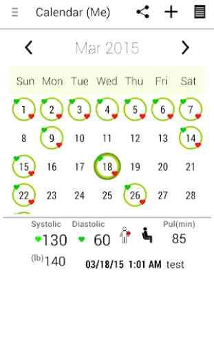 Blood Pressure (BP) Watch 4